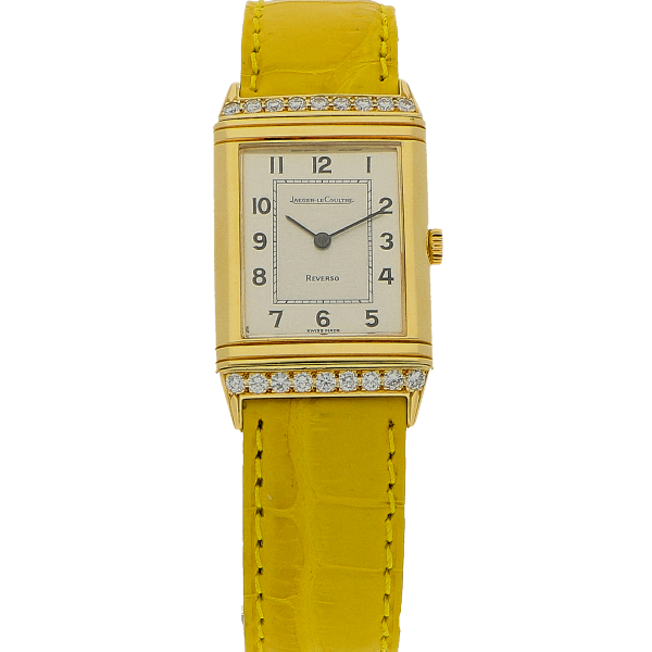 Jaeger-LeCoultre Reverso (box & papers)