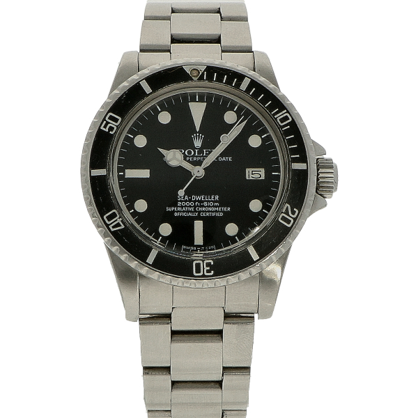 Rolex Sea-Dweller ref. 1665 (Full Set 1978)