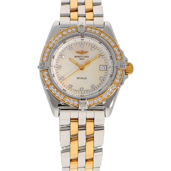 Breitling Wings ref. D67350 (with docs 1999)